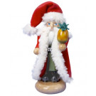 Santa with Pineapple Nutcracker ES1926S
