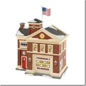 Firehouse No. 5 Figurine 4020214