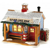 Round Lake Rink Figurine 4020217