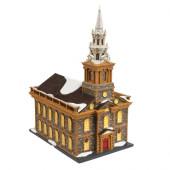 St. Paul's Chapel Figurine 4020173