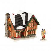 Winter Retreat Figurine 4023611