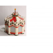 The Carnival Carousel Figurine 56.54933