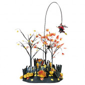 Up Up and Away Witch Figurine 56.52711