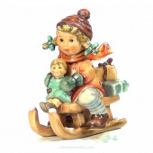 Christmas Delivery Figurine 151210